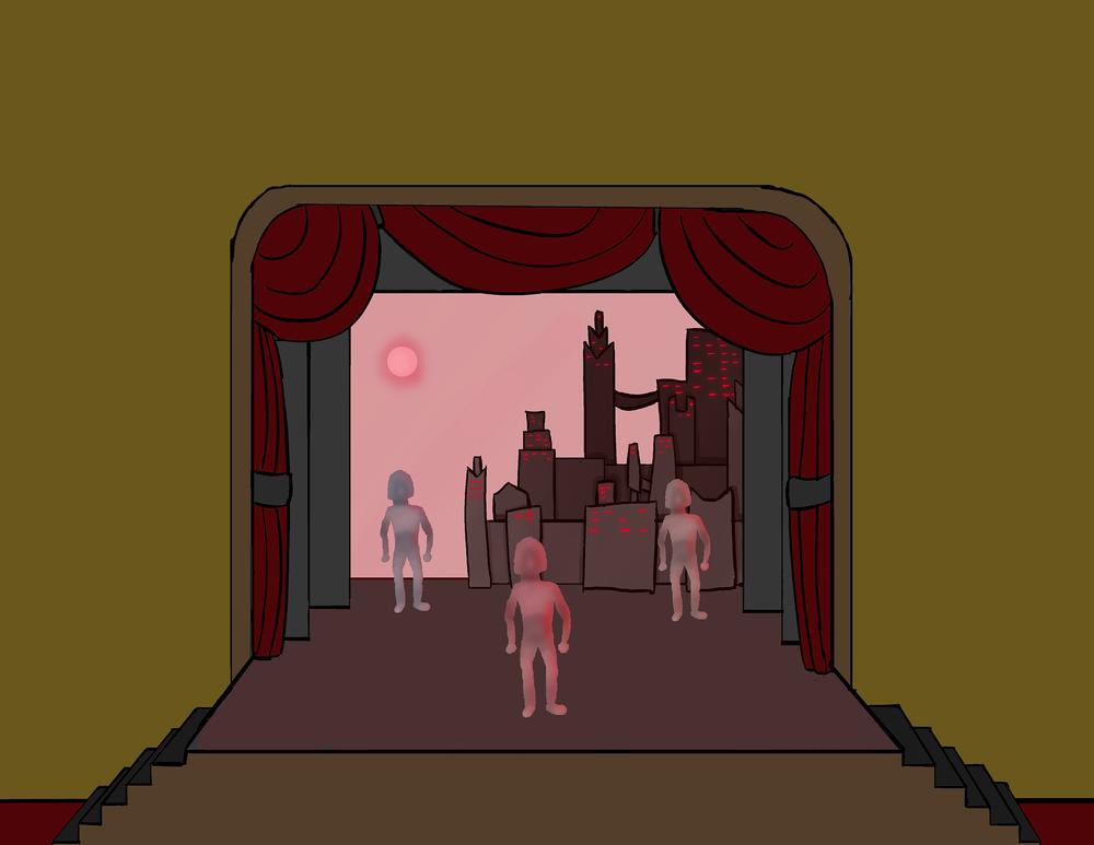 Storyboard - Infernal Dance