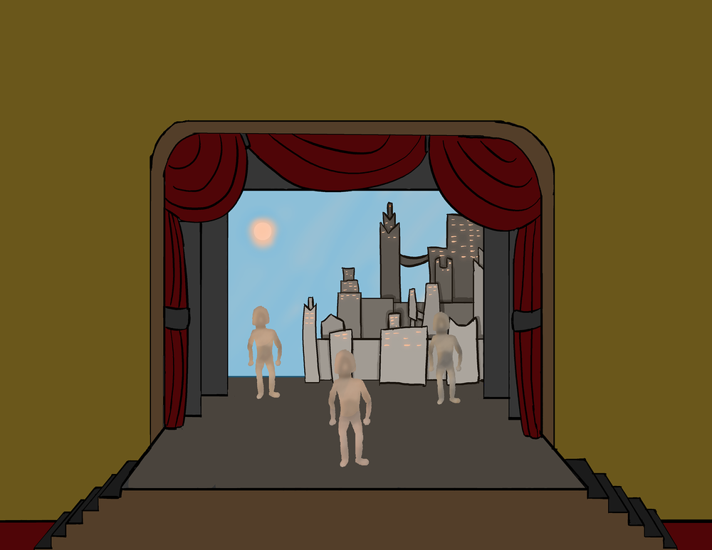 Storyboard - Firebird's Entrance
