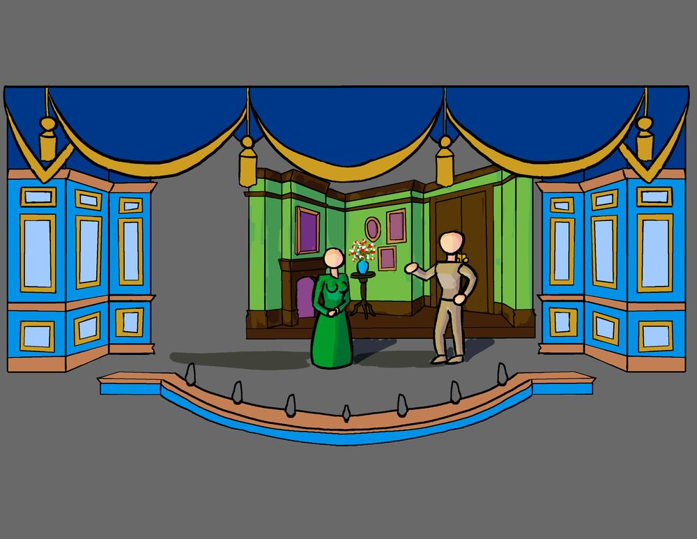 Act I Storyboard