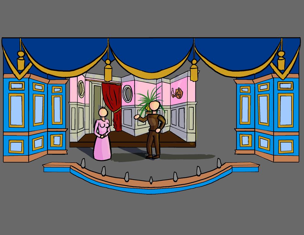 Act III Storyboard