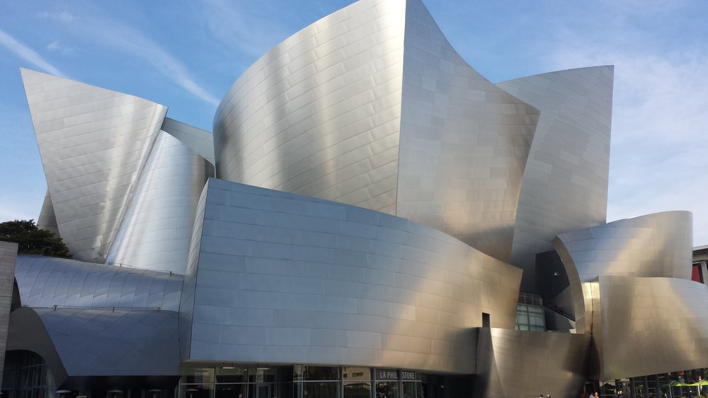 music - Check out Disney Hall, Hollywood Bowl, the many clubs lining the Sunset Strip, and the Forum. Head to the nearby desert for big musical festivals.