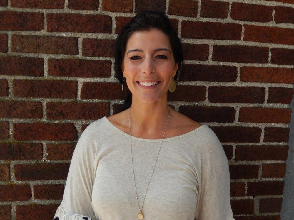 Melissa Moniz, Principal, Citizens Pothier Elementary School Woonsocket