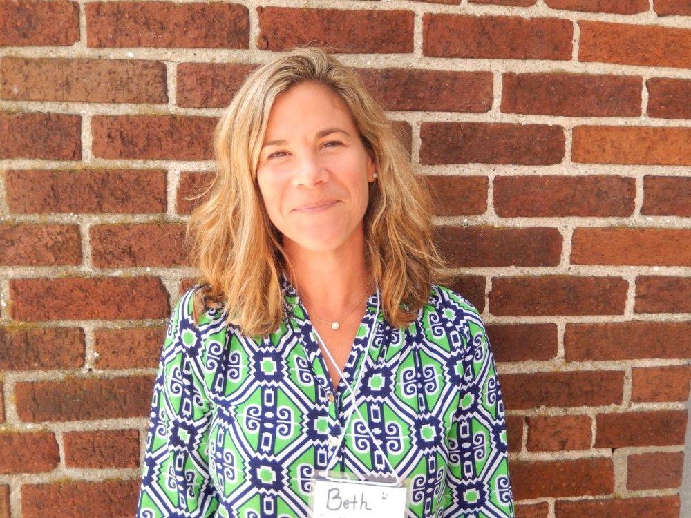 Beth Roman, Assistant Principal, Metcalf Elementary School