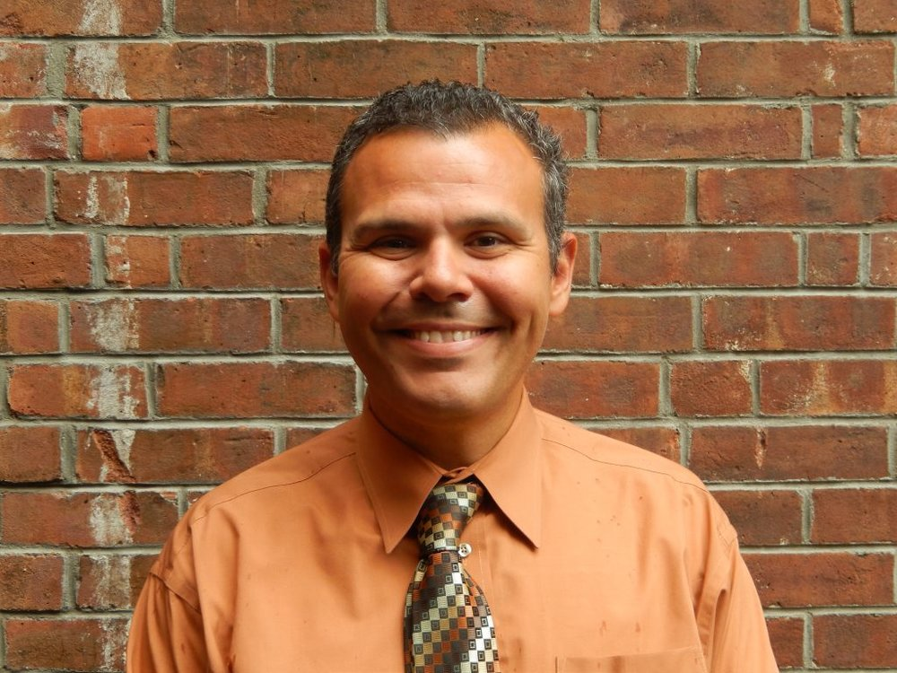 Chris Audette, Principal, James Tansey Elementary School