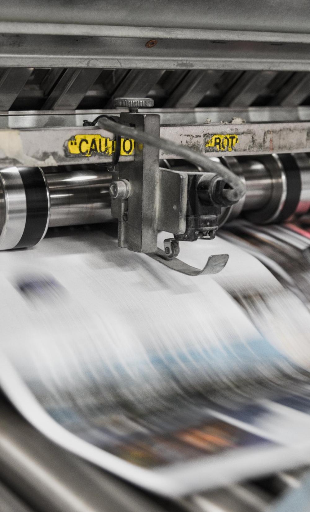 Production Printing -