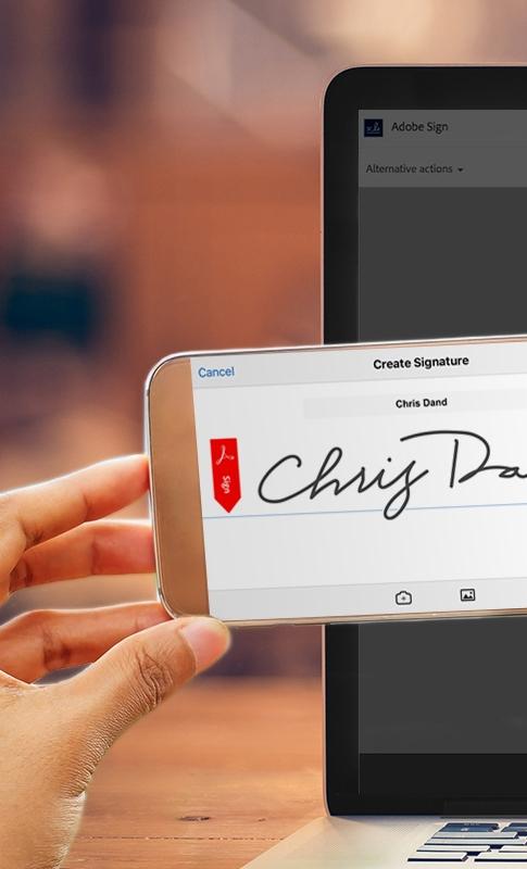 Digital & Electronic Signatures -