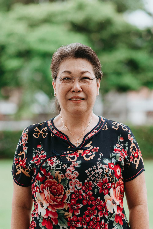 Sally Pang  Director (Chinese Congregation)
