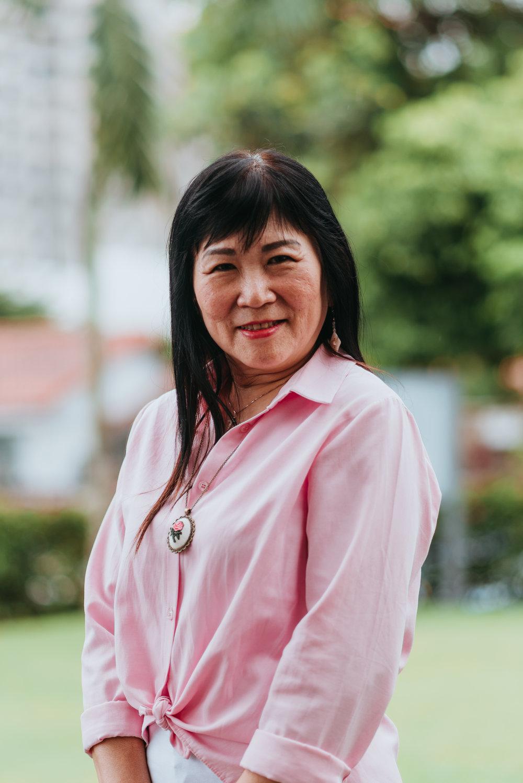 Priscilla Chia  Director (Chinese Congregation)