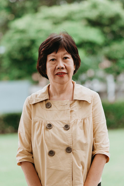 Tan Wee Lian  Admin Executive