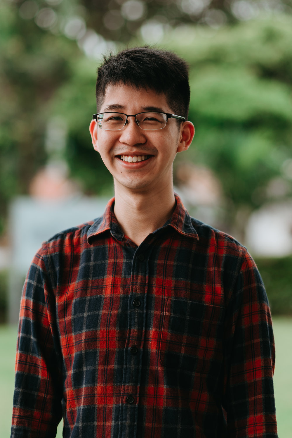 Sng Xu Jie  Ministry Assistant Communication & Outreach