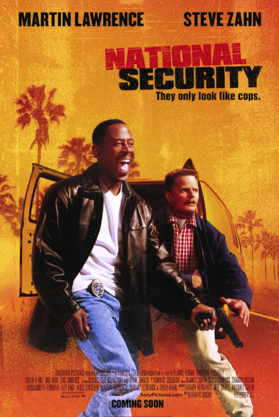 - POSITION: ProducerSTUDIO: Columbia PicturesYEAR: 2003GENRE: Action, Comedy, CrimePLOT: Two mismatched security guards are thrown together to bust a smuggling operation.DIRECTOR: Dennis DuganCAST: Martin Lawrence, Steve Zahn, Colm Feore, Bill Duke, Eric RobertsLOCATION: Los Angeles, California, USAIMDBIMDB PROTRAILERBOX OFFICE MOJOSTREAMING