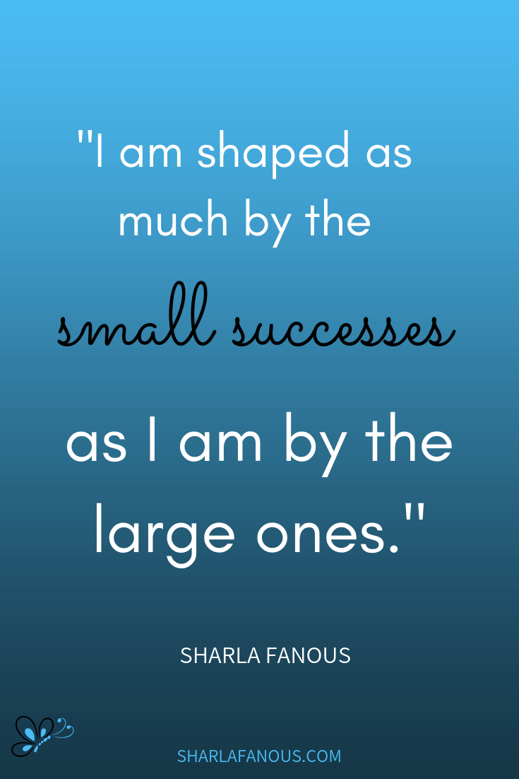 I am shaped by the small successes.png