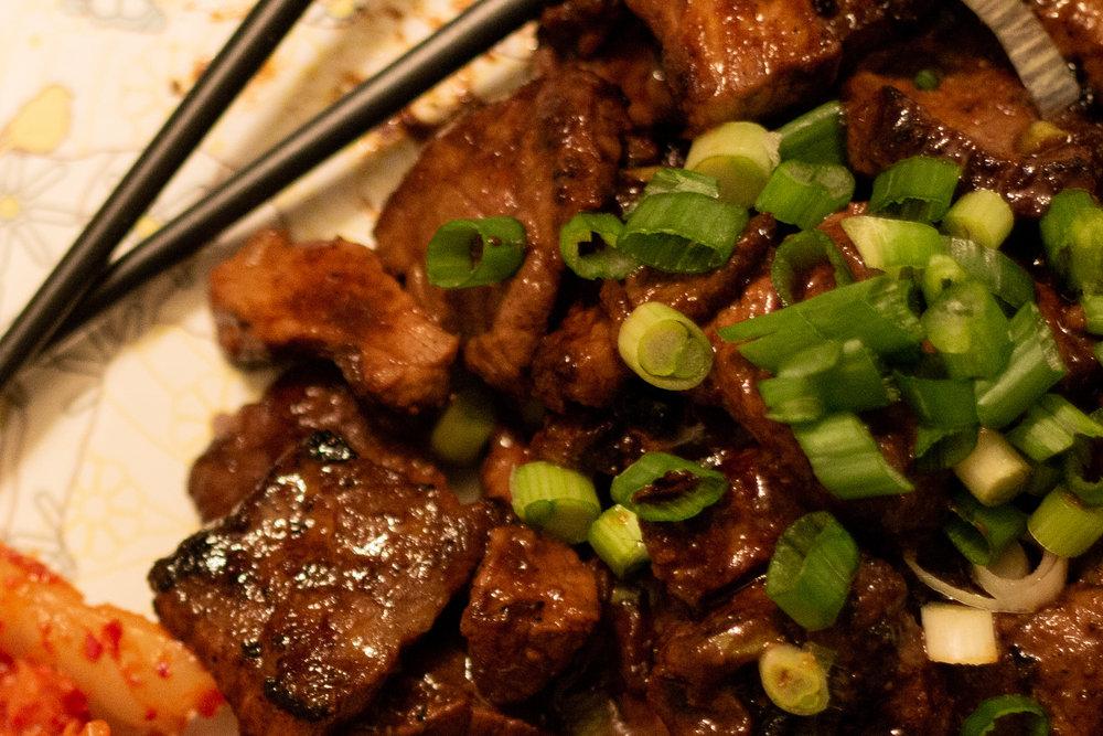 korean beef