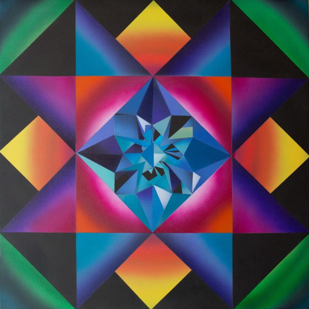 Rainbow Star Square, 2018