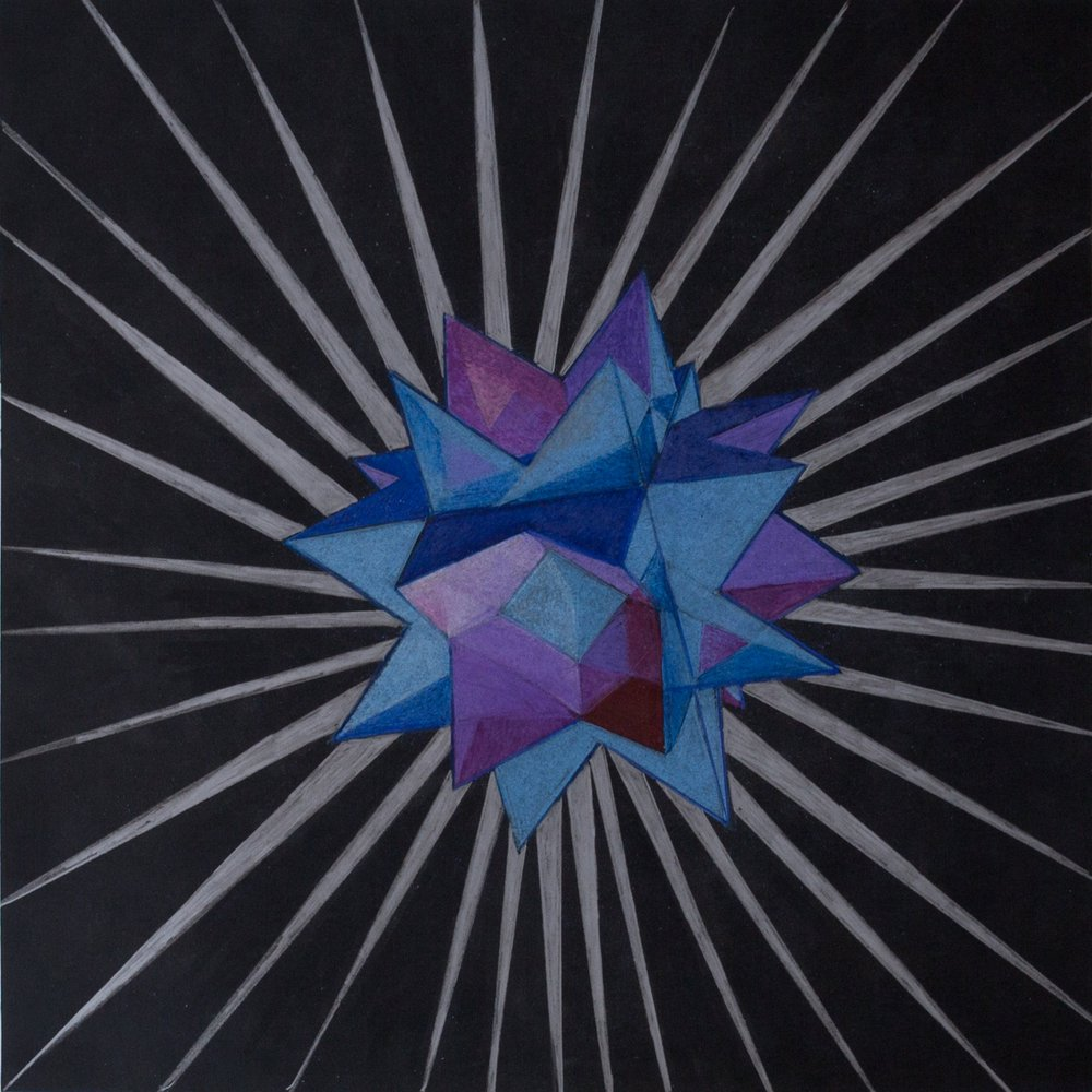 Rotating Purple Star Study, 2018