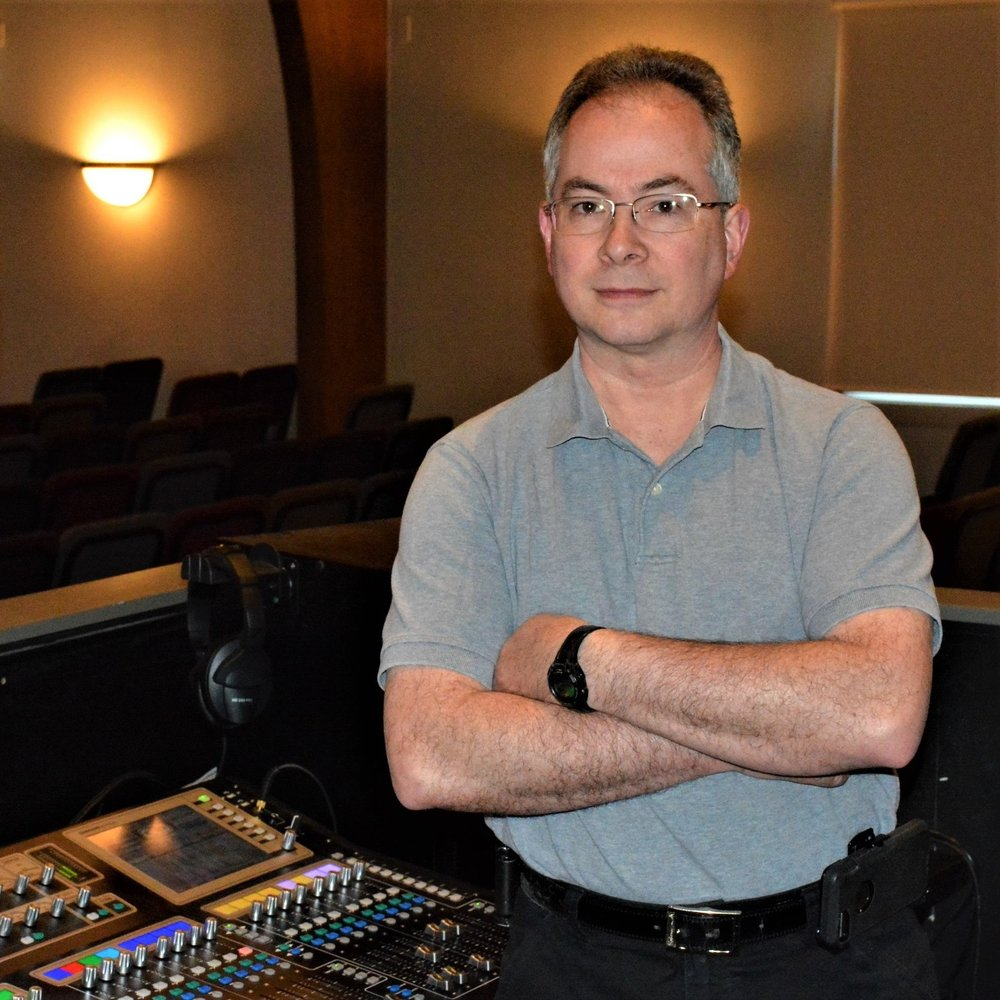 Joe Rumeau - Audio Engineer & Technical Services