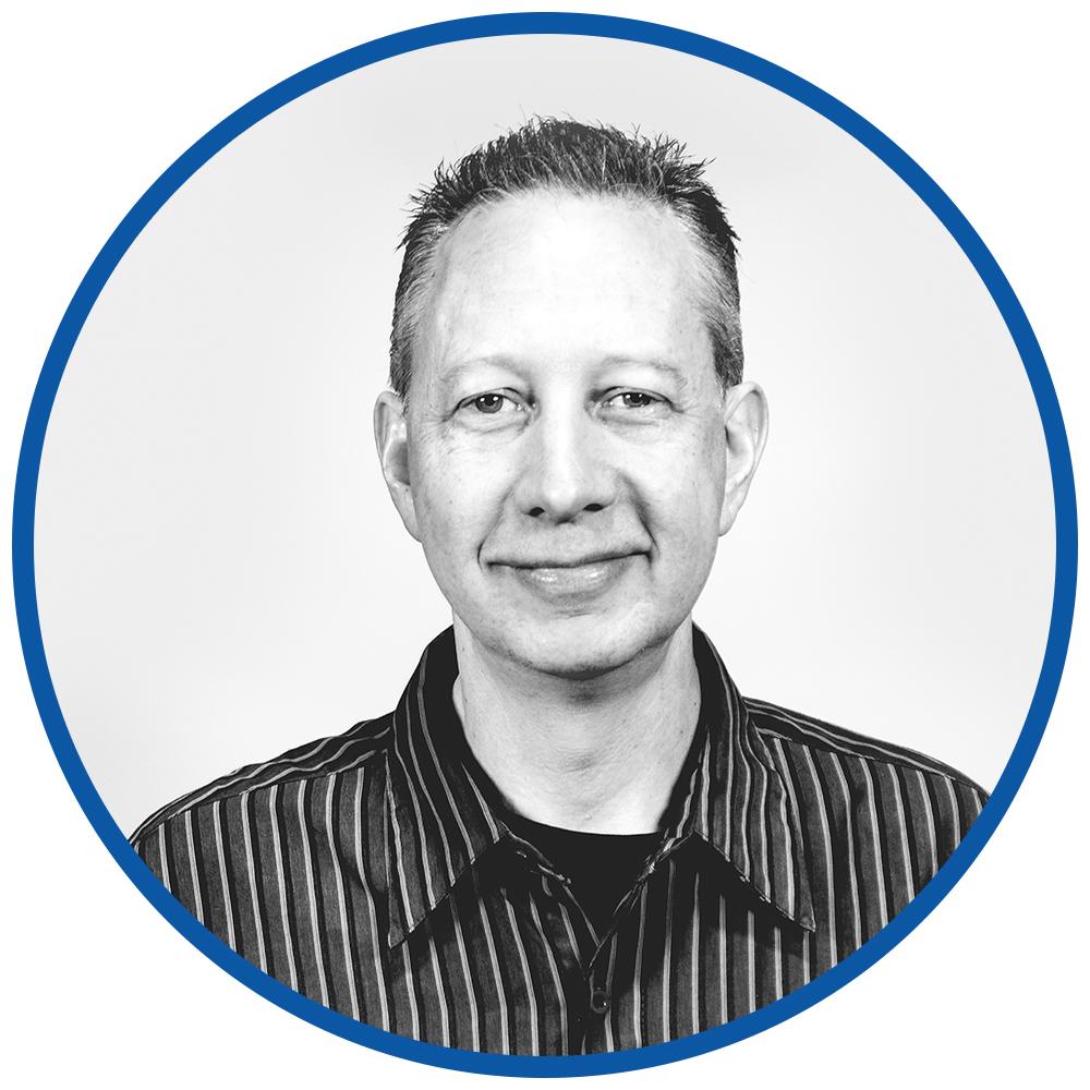 Michael Turro - Director, Design & Integration