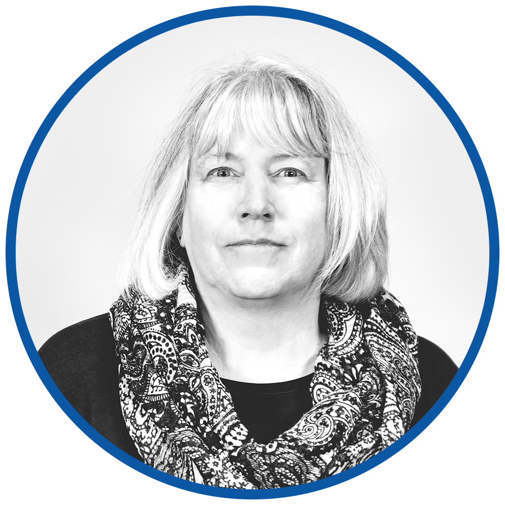 Gail Loehr - CFO