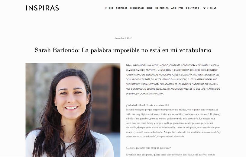 Revista Inspiras -