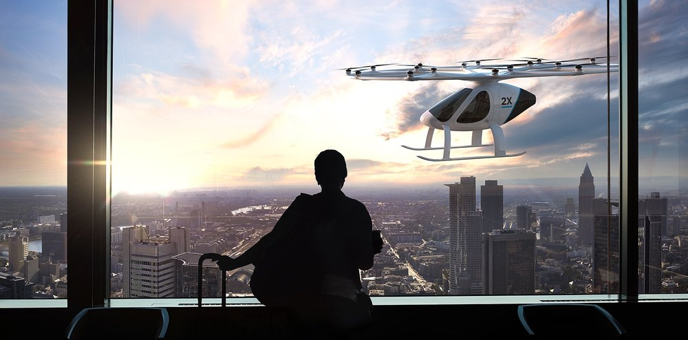 Image courtesy Volocopter