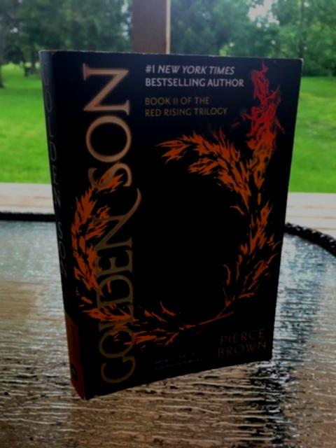 Book Review: Golden Son — DavidOdle com