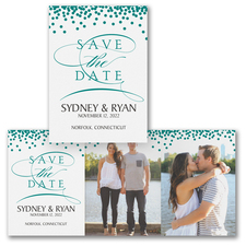 Unique Save the Dates