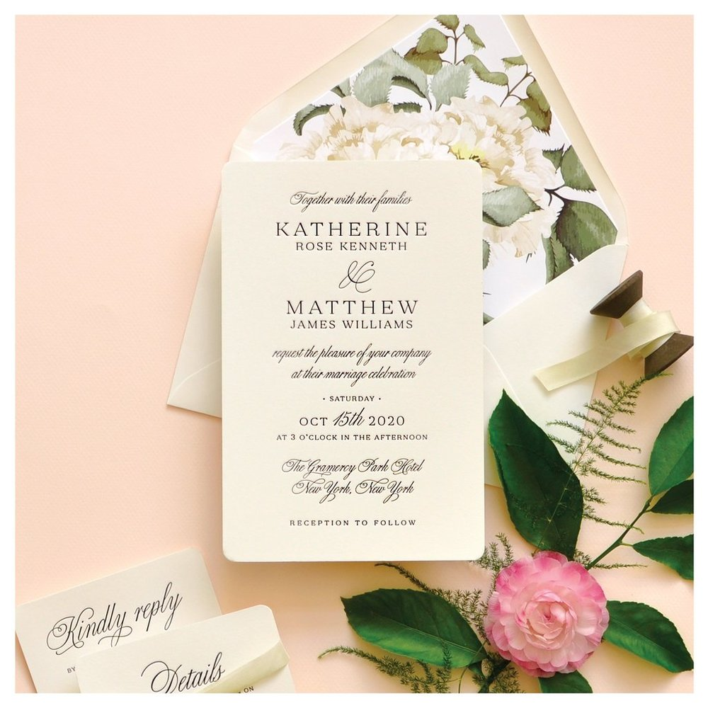 Houston Wedding Invites