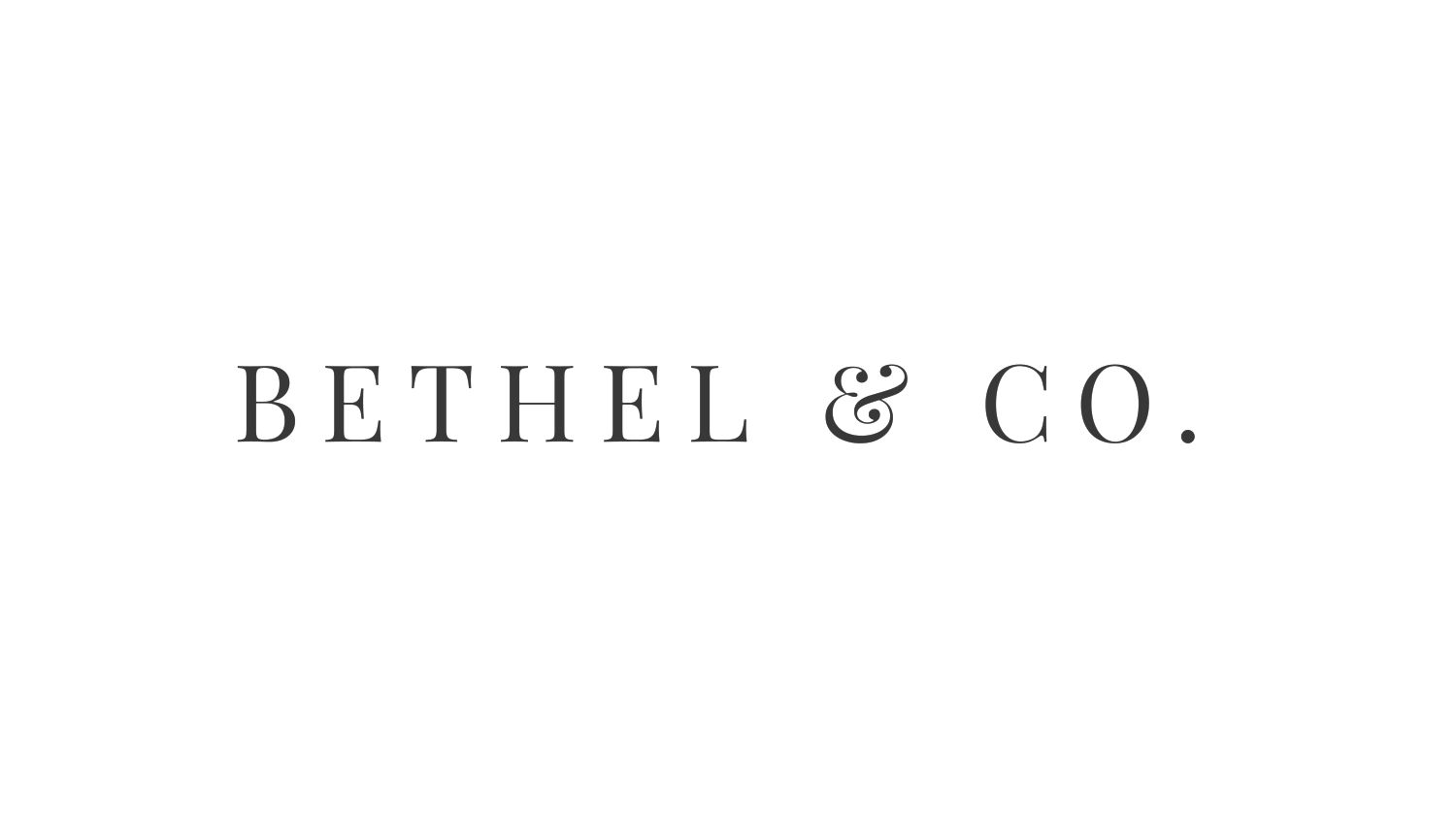 Bethel & Co | Luxury Soy Candles