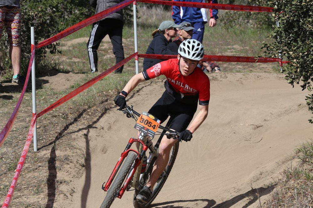 Elliot Irving - Oakland Composite, Junior Varsity Boys