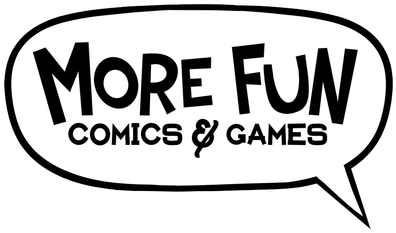 More Fun Comics & Games