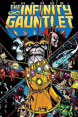 Thanks: Infinity Gauntlet TP