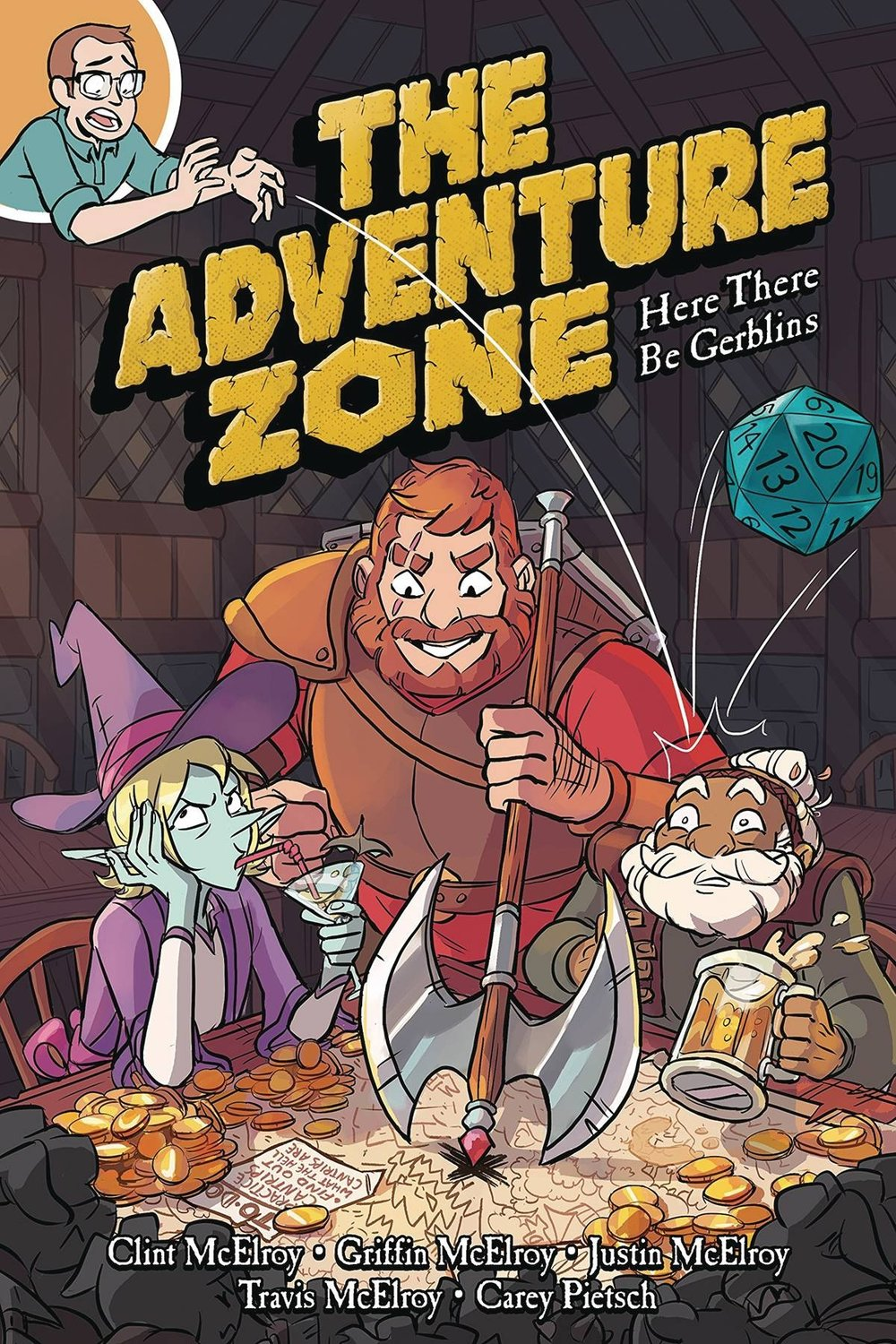 The Adventure Zone V1 Here There be Gerblins