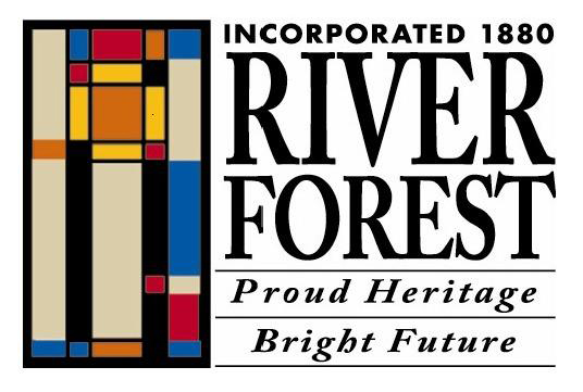 Village of River Forest logo.