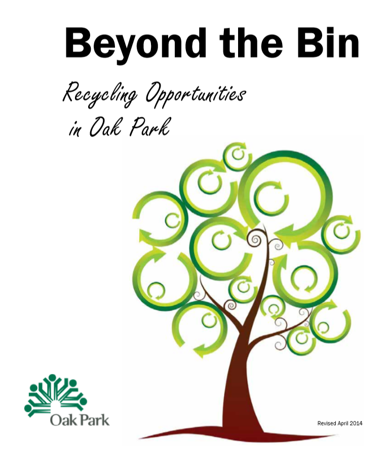 Beyond the Bin Poster