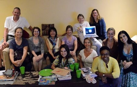 September 2014 Film Team meeting