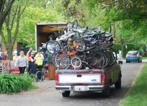 extravaganza working bikes