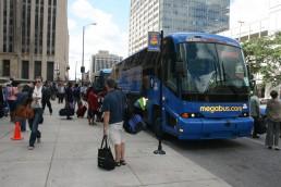 megabus city stop