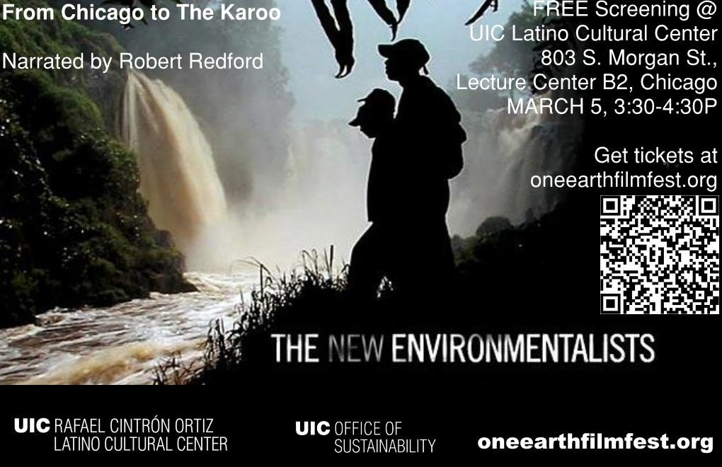 NEW Environmentalist UIC Poster 8.5x5.5v1
