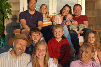 Hansen w family