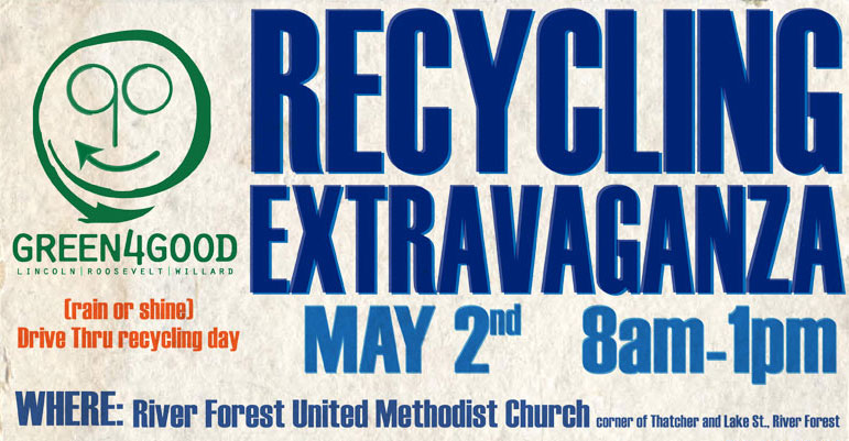 Recycling Extravaganza poster