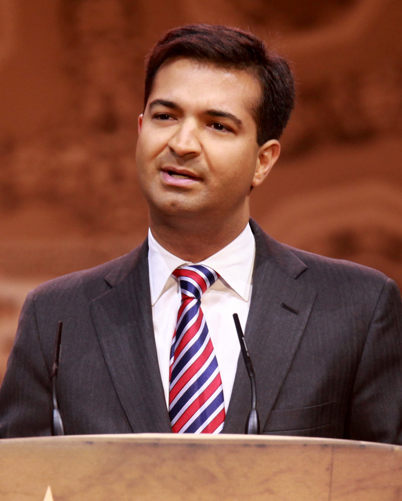 Rep. Carlos Curbelo will express his concerns about climate change.