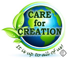 Care for Creation logo.