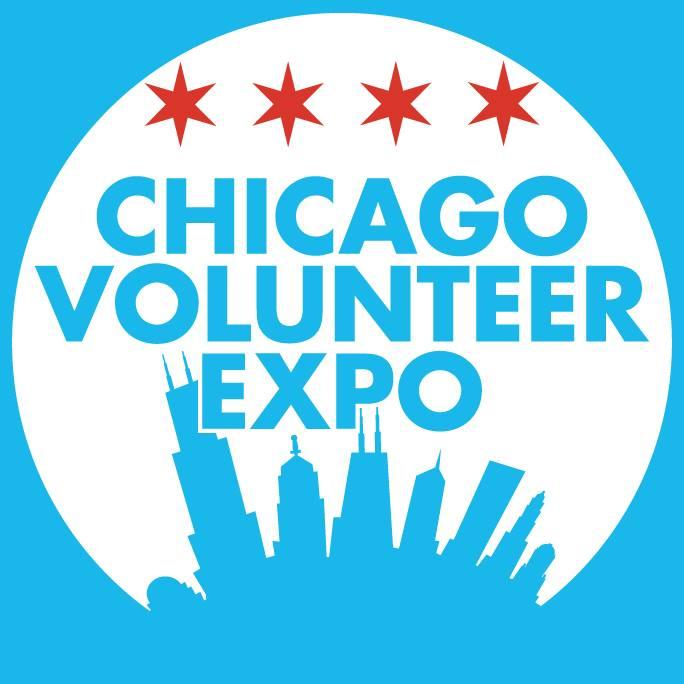 2014 Chicago Volunteer Expo Logo