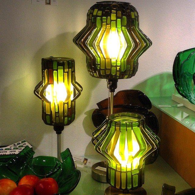 Bryan Northup - Biolum Glass Studio - www.biolumglass.com