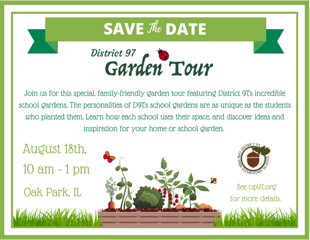 District 97 Garden Tour