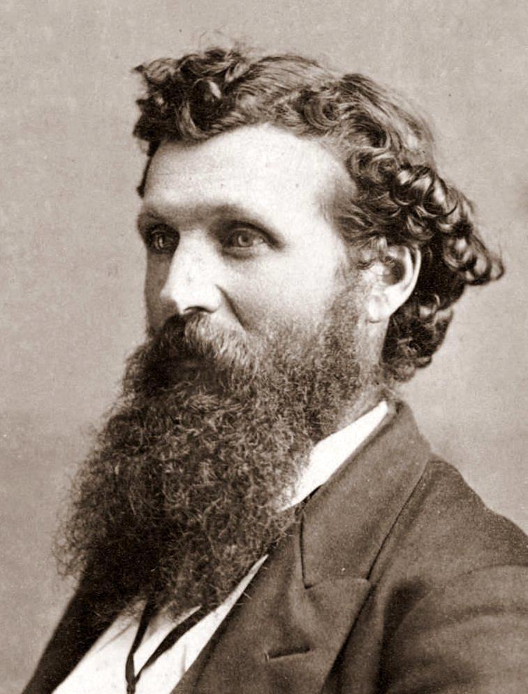 John Muir/Wikimedia Commons