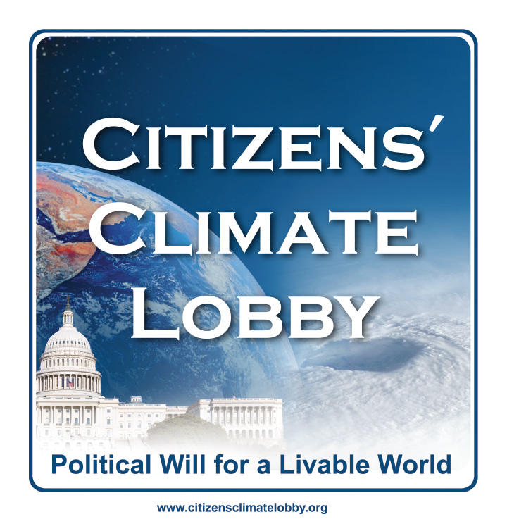 Ad for Citizens' Climate Lobby