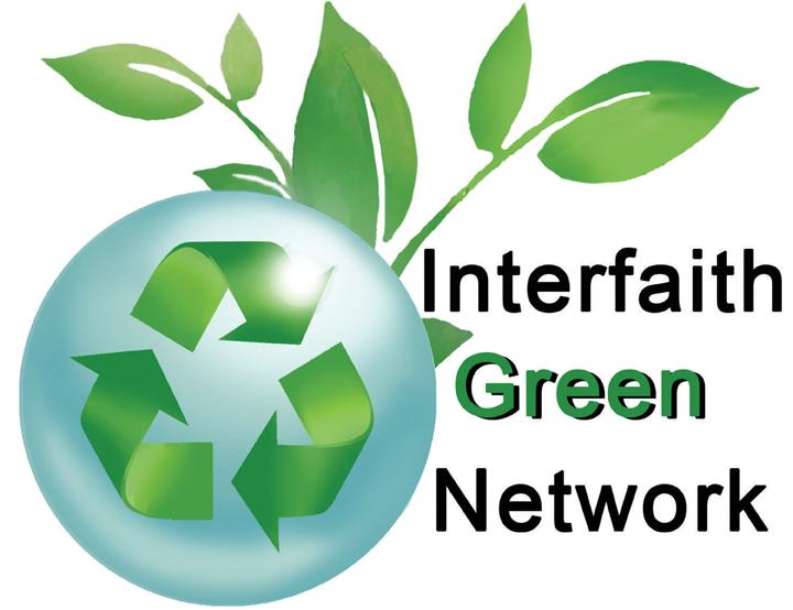 Logo for Interfaith Green Network