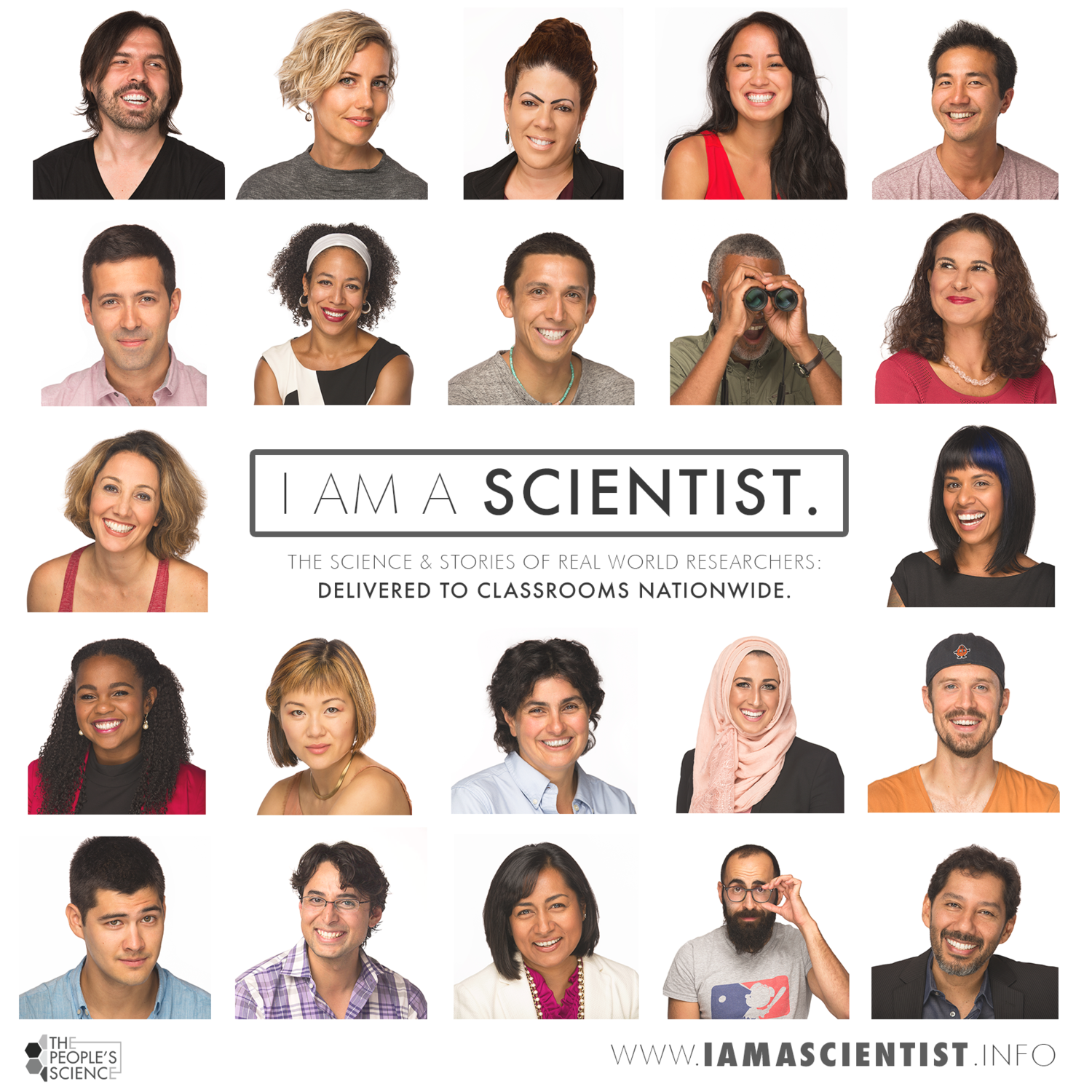 Request a Poster Kit — I Am A Scientist
