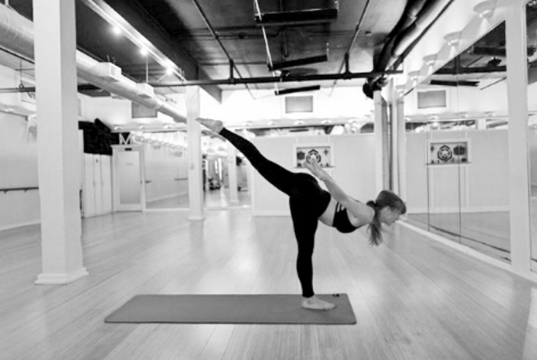 Photo by Marci Hohner, Courtesy of Sweatbox Yoga